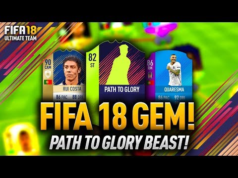 THE BEST PATH TO GLORY PLAYER?! FIFA 18 ULTIMATE TEAM!