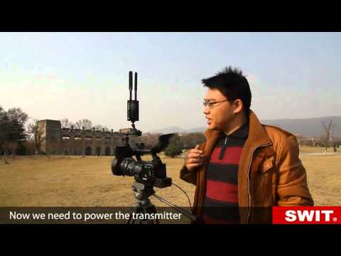 SWIT 700 meters Wireless HD Transmission