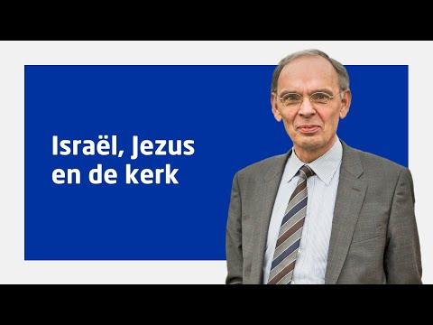 Ds. Henk Poot Over 'Israël, Jezus En De Kerk'