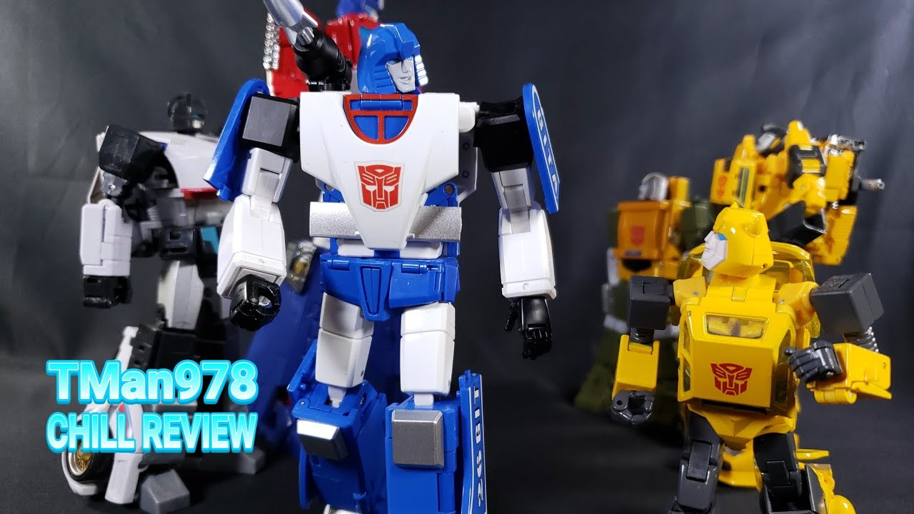 TE-03 Phantom Speed Star 3rd Party Mirage CHILL REVIEW By TMan978
