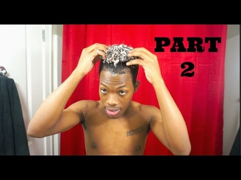 PT.2 LIGHTEN HAIR WITH HYDROGEN PEROXIDE AND BAKING SODA!!!