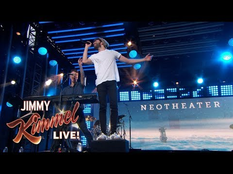 Off The Air: Johnny - Check out AJR performing '100 Bad Days' and more on Jimmy Kimmel Live