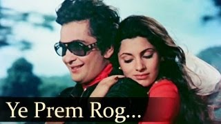 Video Yeh Prem Rog - Rishi Kapoor - Dimple Kapadia - Bobby - Bollywood Song - Lata Mangeshkar download MP3, 3GP, MP4, WEBM, AVI, FLV November 2017