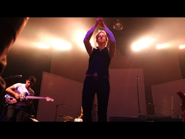Spoon - TV Set (The Cramps cover) – Live in Oakland