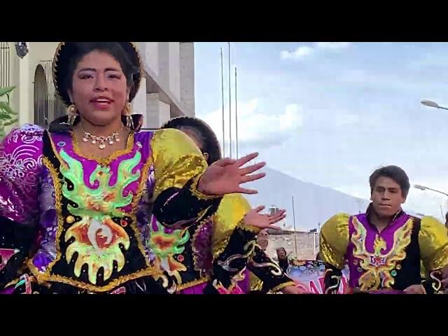 danses et musiques à Aréquipa
