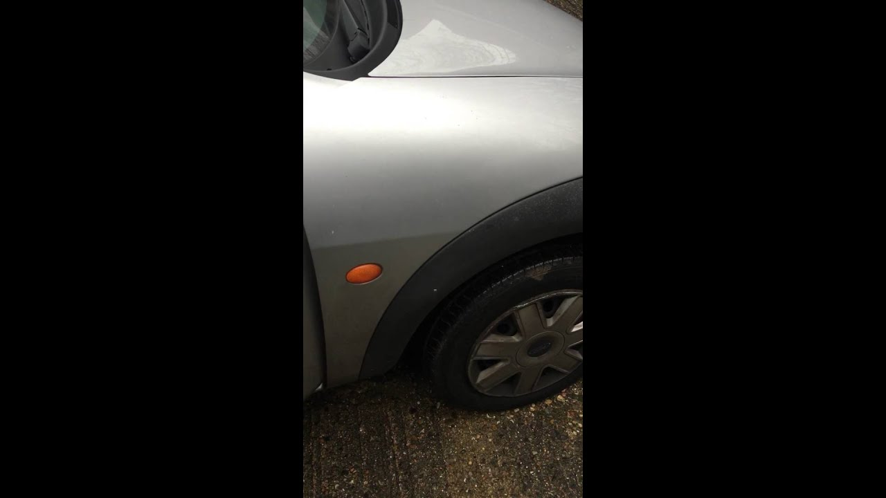 Ford Ka  Noise Is The Water Pump