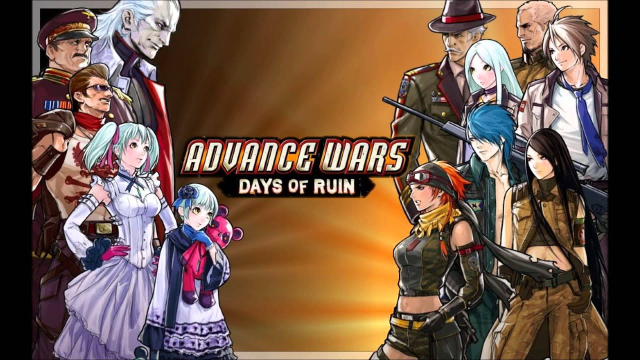 Advance Wars - Days of Ruin (U)(Independent) ROM < NDS ...