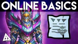 Monster Hunter 4 Ultimate Tutorial - Online Basics: Hunter Rank, Key Quests and More!