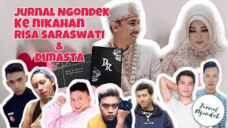 Download Video ADA APA DI NIKAHAN RISA SARASWATI & DIMASTA??!! MP3 3GP MP4
