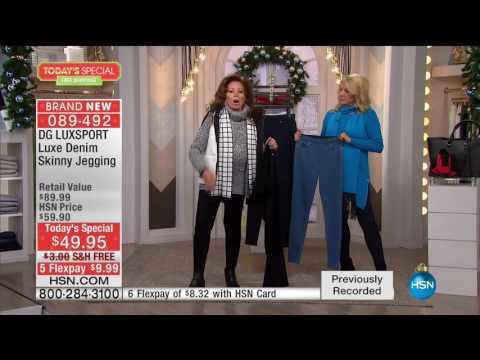 HSN | Diane Gilman Fashions 11.27.2016 - 04 AM