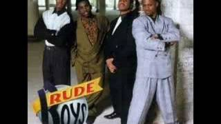 Rude boys Written all over your face Album released in 1990 Enjoy!!...