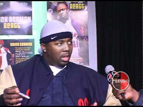 Exclusive interview with Erick Sermon