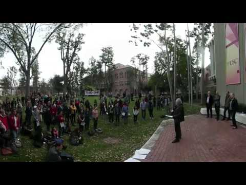 USC Rally for Inclusion and Tolerance #2