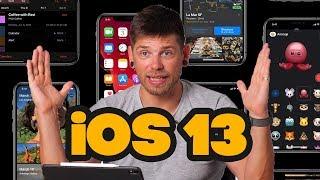 iOS 13 - по стопам WWDC 2019