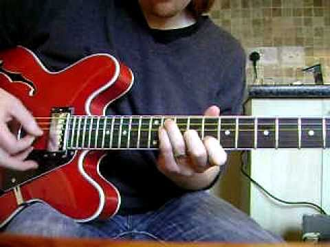 The Nearness Of You Jazz Chord Melody Jamie Valentine Youtube