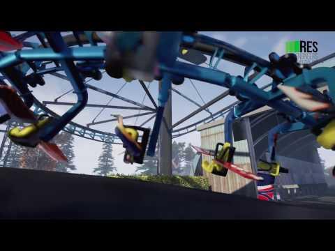 Air Loop by Ride Engineers Switzerland