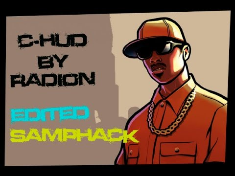 C-HUD by Radion edited SampHack