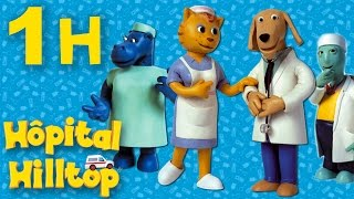 1 heure de Hopital Hilltop - Compilation #1 HD