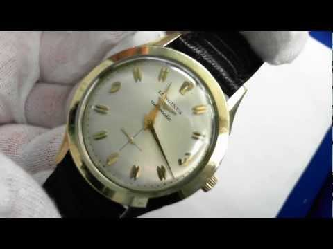 Vintage Longines (Circa 1955) - Automatic and Gold Filled