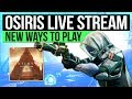 Destiny 2 | CURSE OF OSIRIS LIVE REVEAL! - New Activities, Mercury Patrol & More! (21st November)