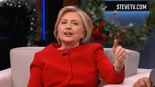 """Hillary Clinton Explains """"What Had Happened"""""""