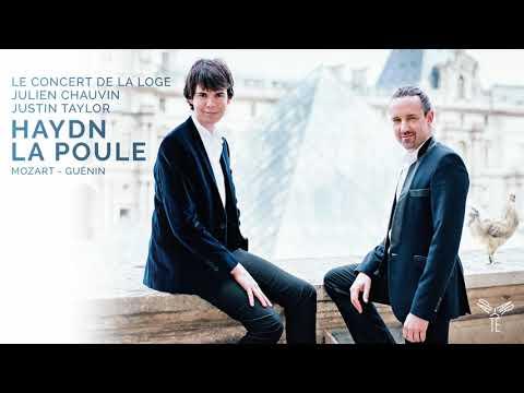 Haydn: Symphony No. 83,  'La Poule' - Allegro spiritoso  | Julien Chauvin, Le Concert de la Loge