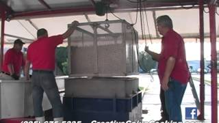 Catering 2000 Pounds Of Boiled Crawfish, Creative Cajun Cooking