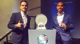 VLOG VOM GRÖßTEN FIFA 17 TURNIER DER WELT !! 🔥🔥🔥
