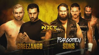 NXT Breakout Tournament concludes tonight on WWE Network