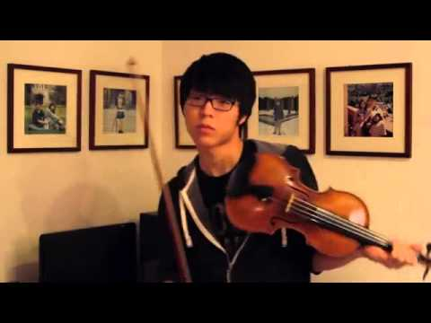Christina Perri  A Thousand Years - Jun Sung Ahn Violin Cover