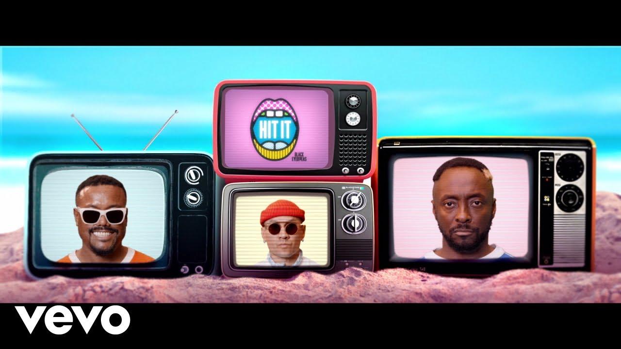 Download Black Eyed Peas, Saweetie, Lele Pons - HIT IT (Official Music Video)