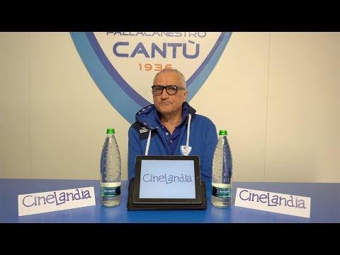 Coach Pancotto Prima Di Reggio Emilia - Cantù