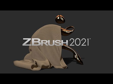ZBrush 2021 Official Sneak Preview