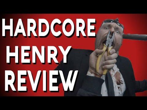 HARDCORE HENRY REVIEW, Kong: Skull Island, Kingsman 2 ET PLUS (Chrome Critique Ep. 33)