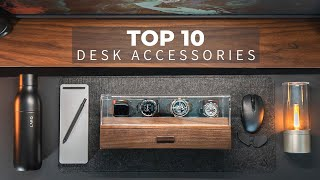 10 Awesome Desk Accessories You've Never Heard Of!