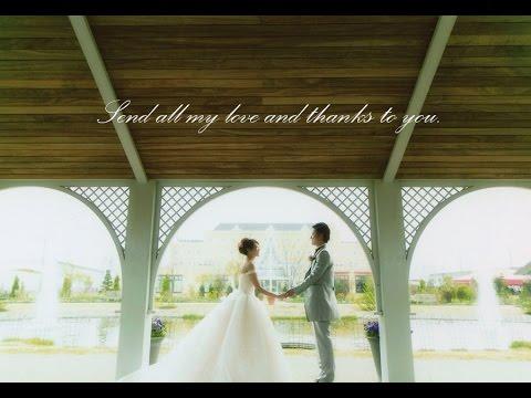 クリス・ハート 『手紙』 両親へ感謝を伝えるプロフィールムービー  結婚式