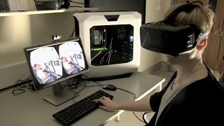 Virtual Reality Used To Treat Mental Health Problems