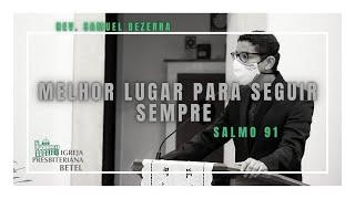 31/12/2020 - O MELHOR LUGAR PARA SEGUIR SEMPRE