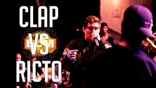 BDM Gold 2015 / Clasificatoria / Clap Psycho VS Ricto