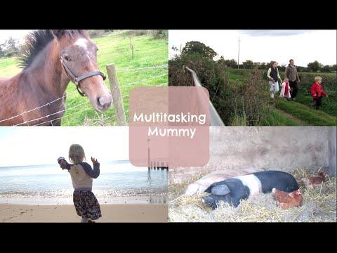 Multi-tasking Mummy   WEEKLY VLOG #27