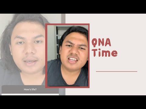 Keanuagl - QnA Time Again