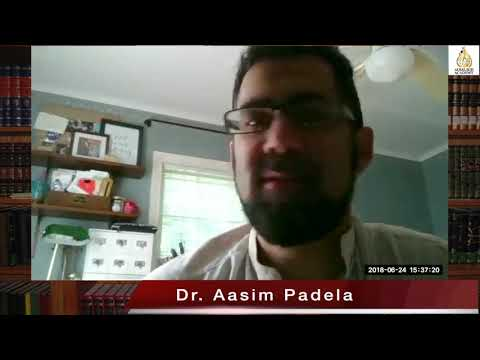 Aasim I. Padela, MD, MSc - Islamic Bioethics