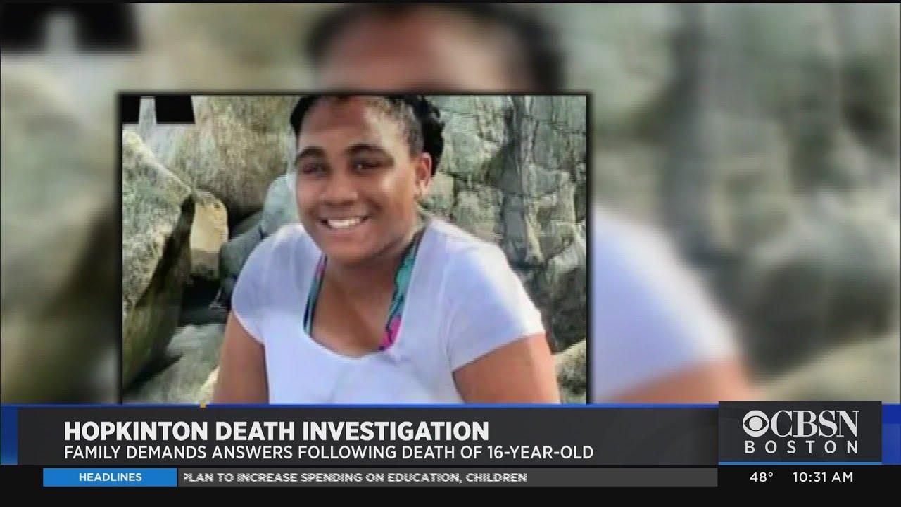 'An Unimaginable Loss,' Death Of Hopkinton Teen Mikayla Miller Under Investigation