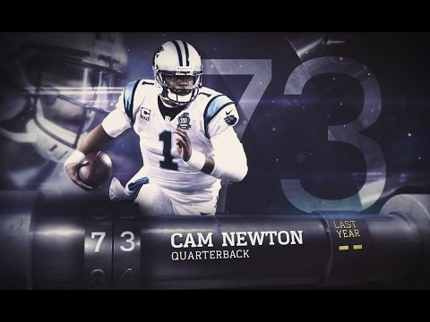 #73 Cam Newton  (QB, Panthers) | Top 100 Players of 2015