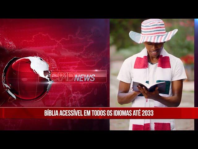 Boletim Semanal de Notícias - CPAD News 205