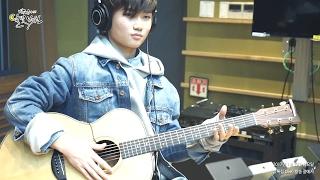 [Moonlight paradise] Junwook Kim(The EastLight.) - Wille, 김준욱 - Wille [박정아의 달빛낙원] 20170127