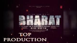 Salman khan's new movie BHARAT trailer.