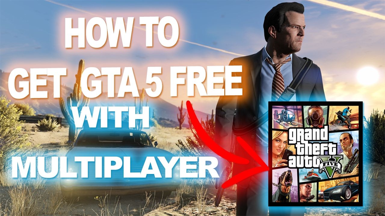 How to get gta 5 for free on pc! No virus video dailymotion.