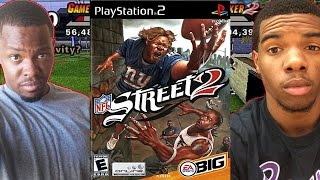 THE USERS ARE REAL! - NFL Street 2 (PS2) | #ThrowbackThursday ft. Juice