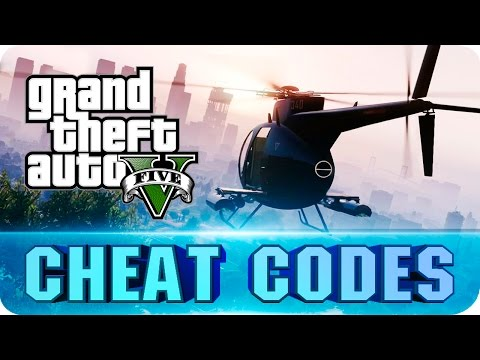 GTA V PC - ALL CHEAT CODES (And How To Use Them) - GTA 5 Codes Phone Call Tutorial